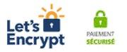 site sécurisé par RapidSSL